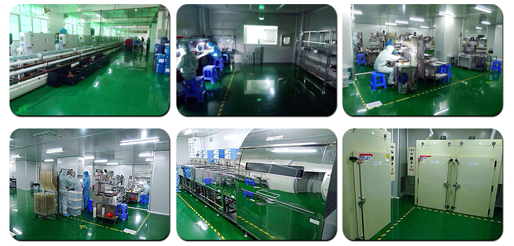 The manufacturing process of the tempered glass