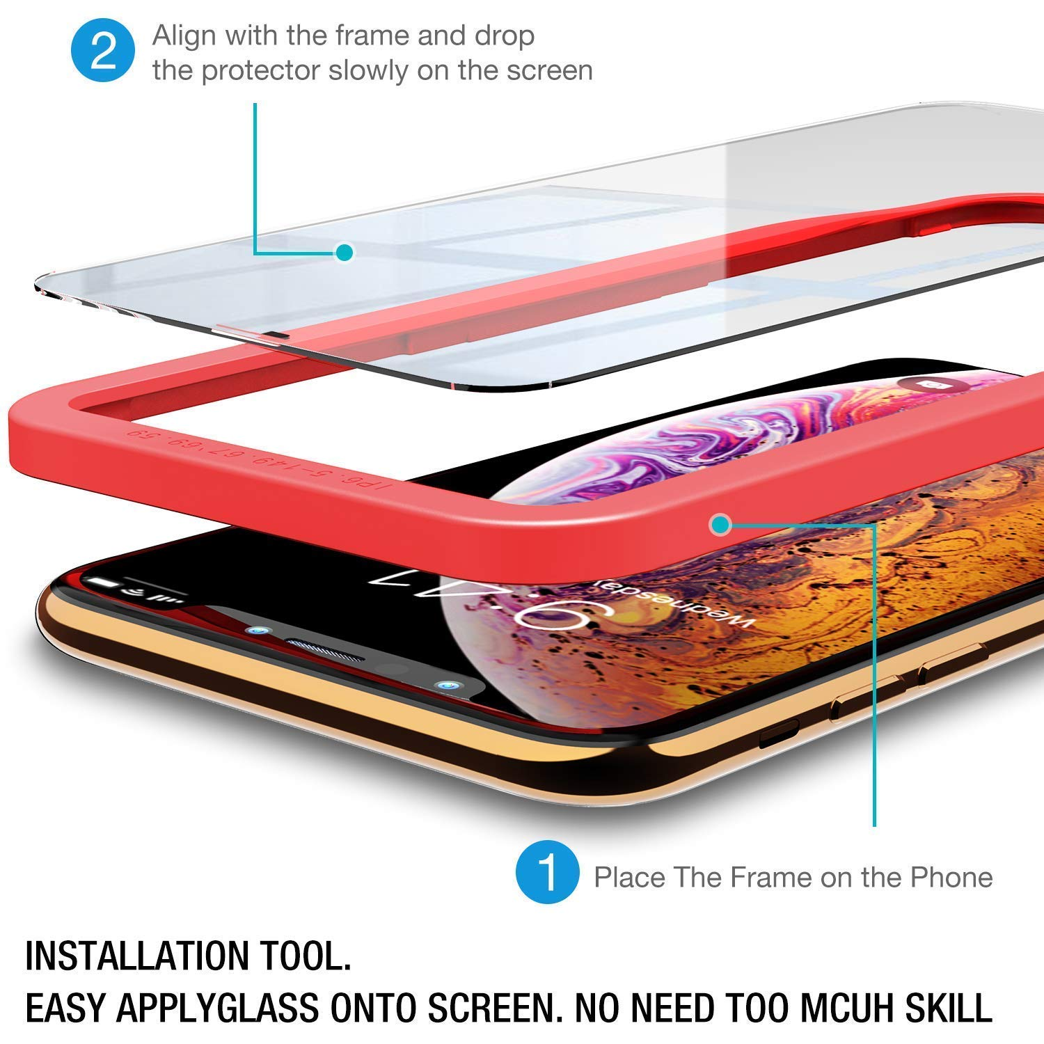 Does Apple's iphone need tempered glass screen protector?