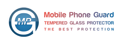Mobile Phone Guard | Tempered Glass Protector | The Best Protection Logo