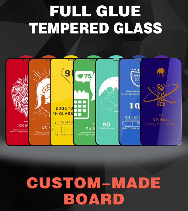 OEM Customized Tempered Glass Screen Protector