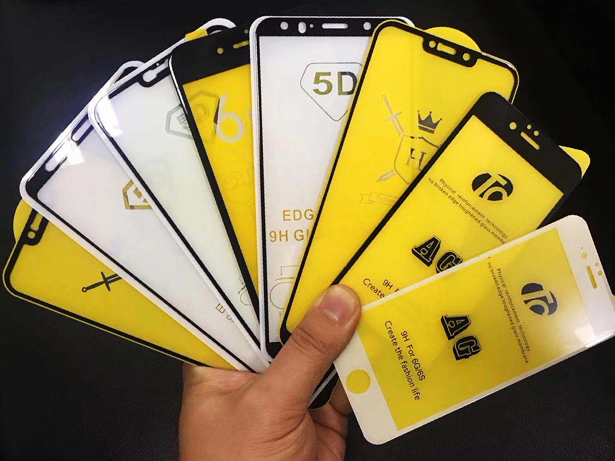 WHICH TYPE OF SCREEN PROTECTOR DO YOU NEED?