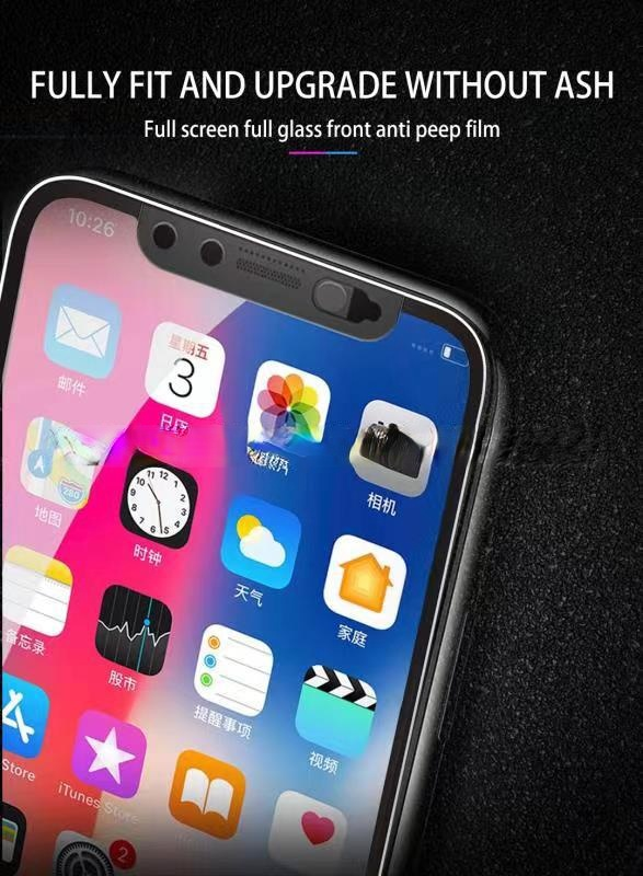 Front Camera Cover Shutter Slider Phone Lens protector Camera Cover Privacy Tempered Glass Screen Protector